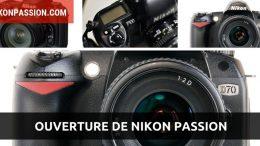 Nikon Passion, le site de la communauté Nikon et des passionnés de photo