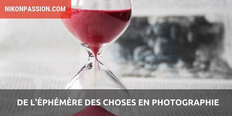 Critique photo, actu photo, de l'éphémère des choses en photographie…