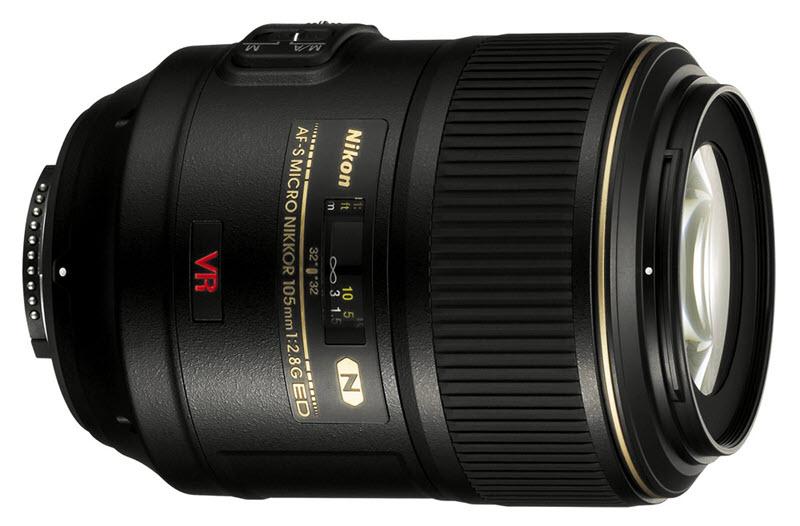 Nikon AF-S Micro-Nikkor 105 mm f/2.8G IF-ED