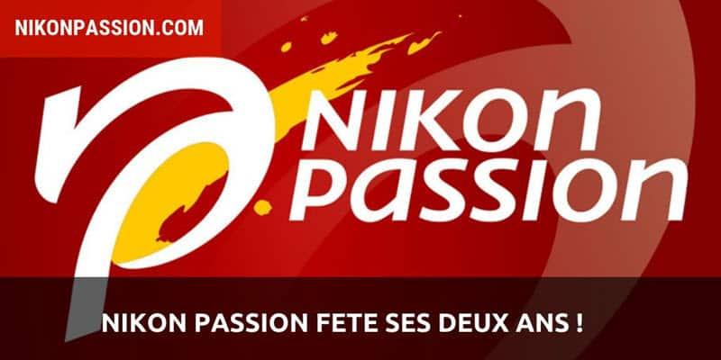 Nikon Passion fête ses deux ans !