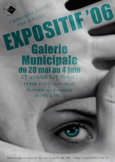 Exposition annuelle association photographique Positif à Vitry sur Seine