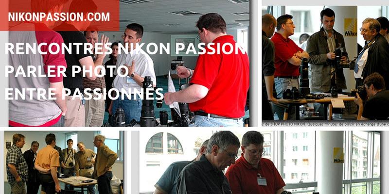 Rencontres Nikon Passion 2006
