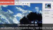 Nikon Capture NX, le logiciel de développement des fichiers NEF est disponible