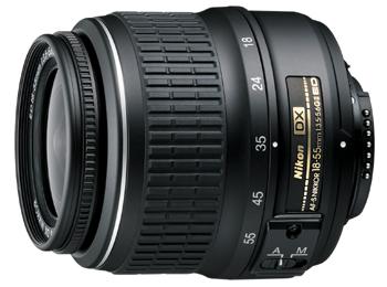 AF-S DX Zoom-Nikkor 18-55 mm f/3.5-5.6G ED II
