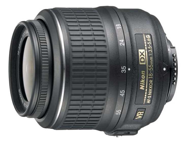 Nouveau AF-S DX NIKKOR 18-55 mm f/3.5-5.6G VR