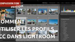 Lightroom et les tirages en ligne : comment utiliser les profils ICC