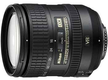 Nikon AF-S DX 16-85mm f/3.5-5.6G ED VR