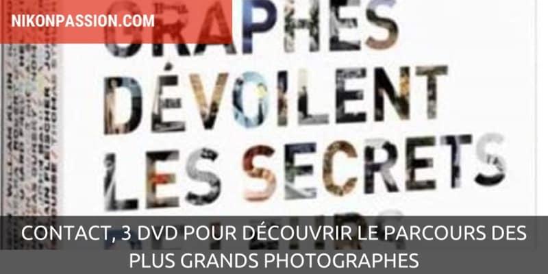 Contact, reportage, photographie contemporaine et conceptuelle, la collection DVD de référence sur la photographie
