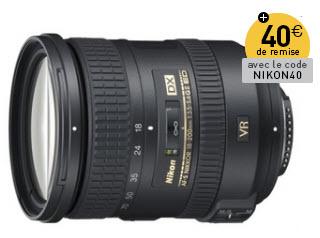 Nikon 18-200
