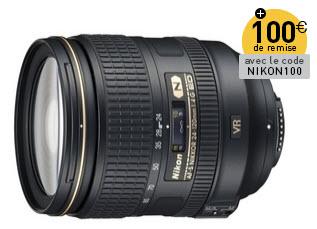 Nikon AF-S 24-120 mm