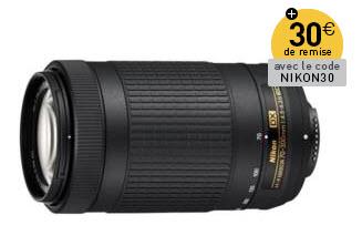 Nikon AF-P 70-300 mm