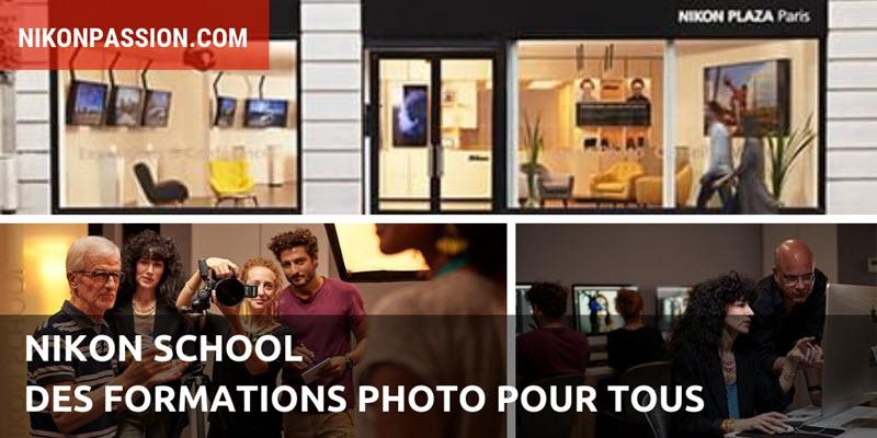 Nikon School : des formations photo pour tous