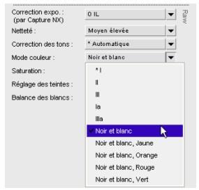 tutoriel nikon capture NX