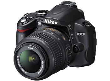 nouveau Nikon D3000