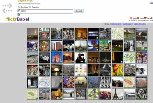 flickrbabel