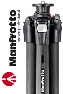 promo manfrotto trépied carbone