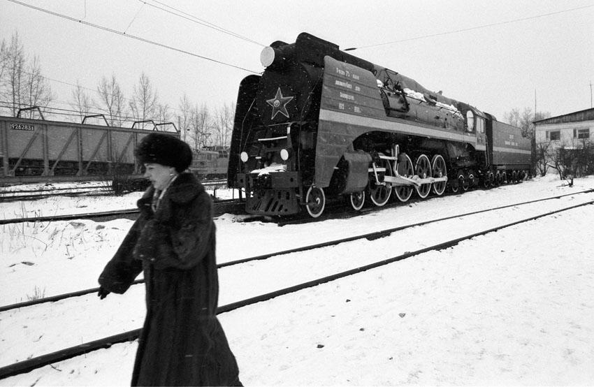 LE TRANSSIBERIEN DE MOSCOU A VLADIVOSTOK