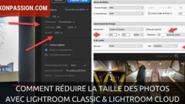 Comment réduire la taille des photos avec Lightroom Classic et Lightroom Cloud