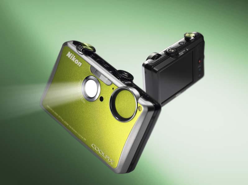 Nikon Coolpix S1100pj video-projecteur intégré