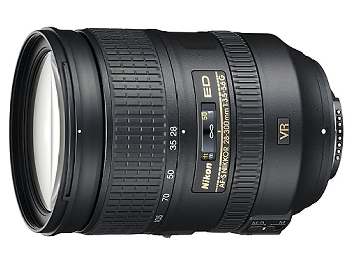 AF-S NIKKOR 28-300mm f/3.5-5.6G ED VR guide d'achat objectif