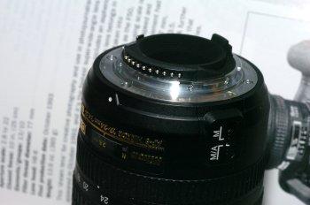 Comment reconnaître les objectifs Nikon ?