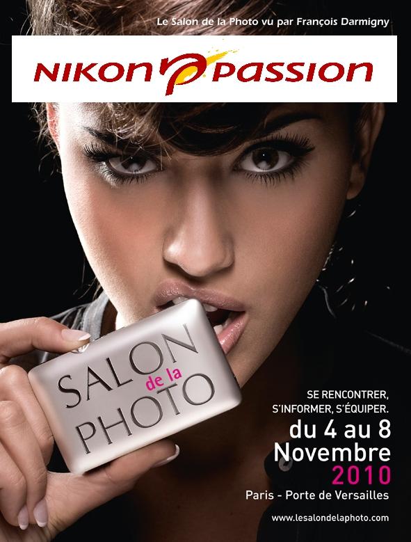 Entrée gratuite pour le Salon de la photo 2010