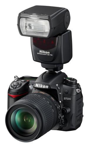 Nouveau flash Nikon SB-700