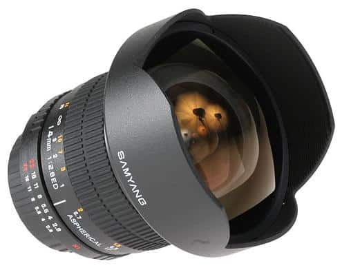 Samyang AE 14 mm f/2.8 ED AS IF UMC pour Nikon