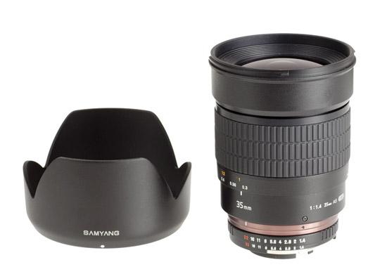 Samyang 35mm f/1.4