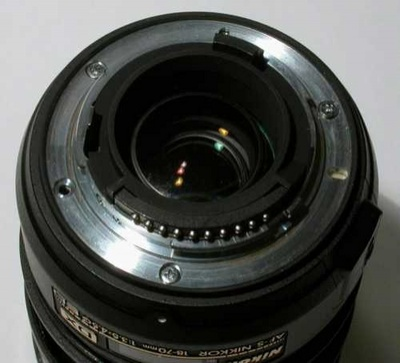 Comment fabriquer une bague d'inversion macro type Nikon BR-2A ?
