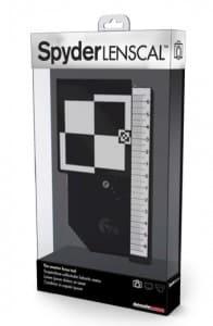 Datacolor SpyderlensCal backfocus
