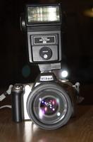 Comment adapter un ancien flash sur un boîtier Nikon récent ?