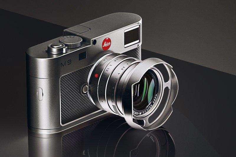 Leica M9 Titanium, série limitée