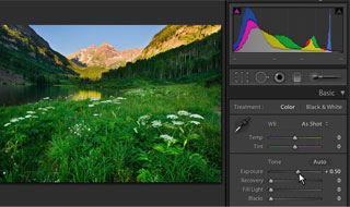 Adobe Lightroom 3.2