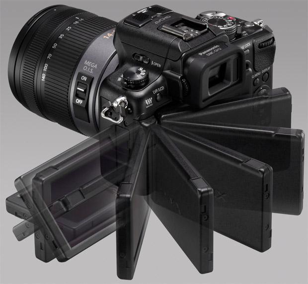 Panasonic Lumix GH2 - 16Mp, vidéo Full HD 50i, 12800 ISO, AF plus rapide