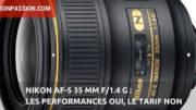 Nikon AF-S 35 mm f/1,4G