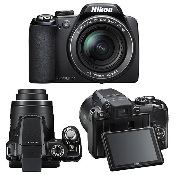 Nikon P90 mise à jour firmware