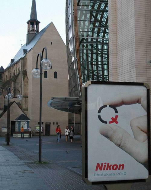 Nouveau Nikon Q hybride sans miroir