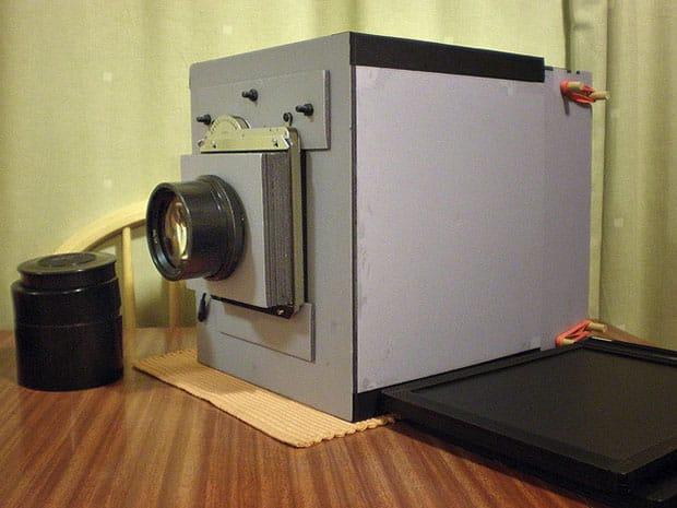 Comment fabriquer soi m me une chambre photo 8x10 for Chambre 8x10