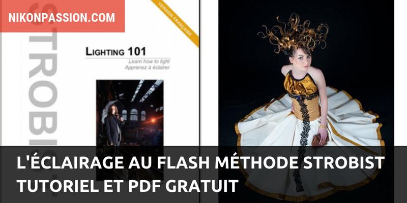 L'éclairage au flash méthode Strobist - PDF gratuit