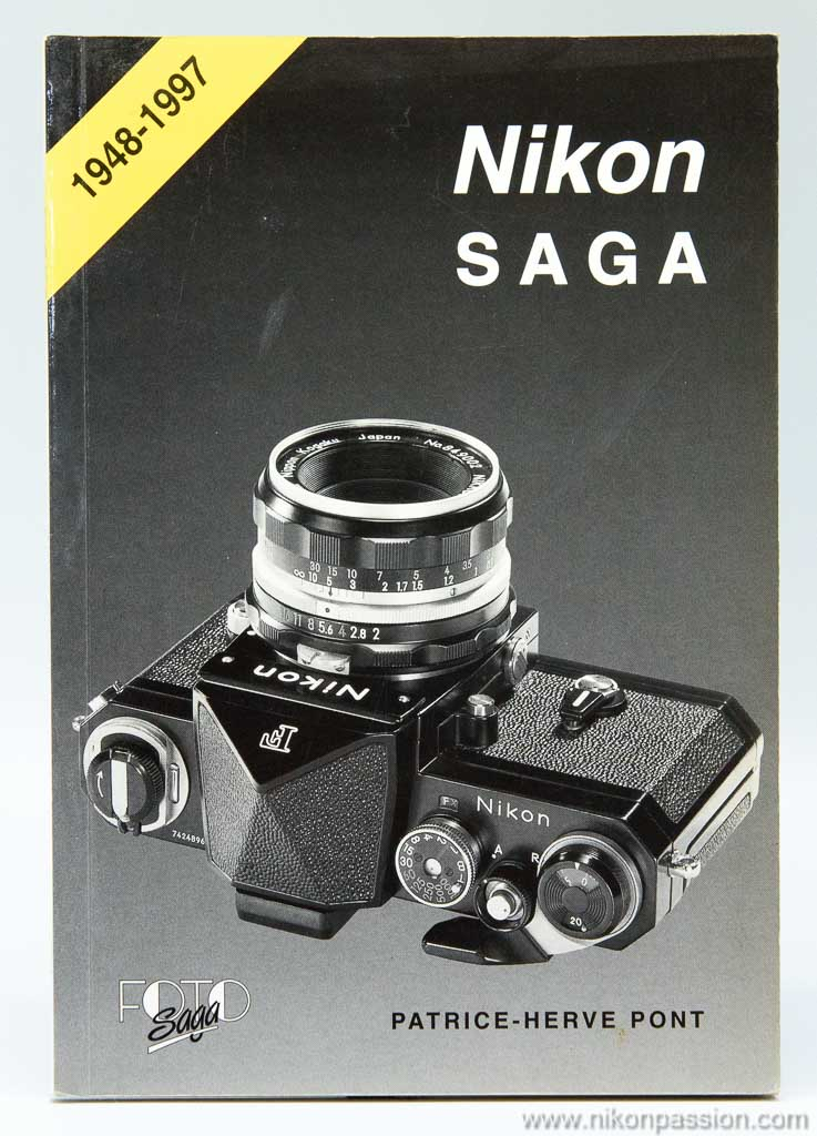 Nikon saga - Patrice Hervé-Pont, histoire de la marque Nikon