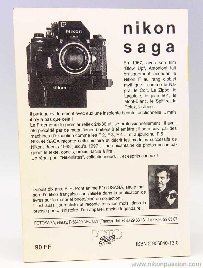 Nikon saga - Patrice Hervé-Pont histoire de la marque Nikon