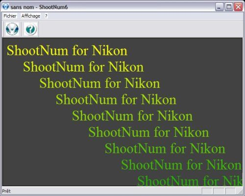 shootnum windows
