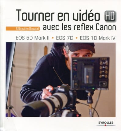 tourner en video HD avec reflex Canon
