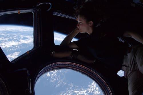 Une image de l'espace comme on aimerait en faire plus souvent