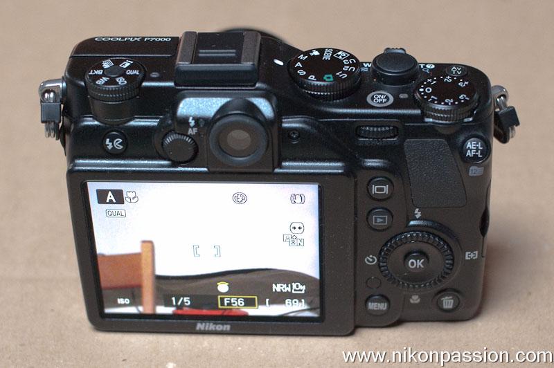 photos du Nikon P7000