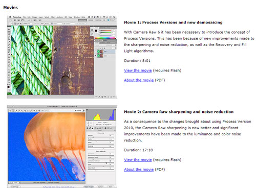 Photoshop CS5 pour les photographes