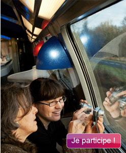 concours photo les français vus du train sncf