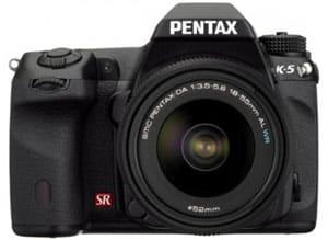firmware pentax K-5