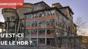 Qu'est-ce que le HDR ?